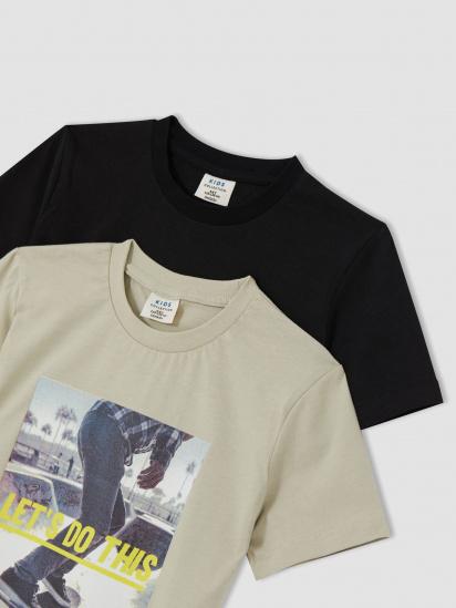 Набір футболок Defacto модель U3698A6-BG620 — фото - INTERTOP