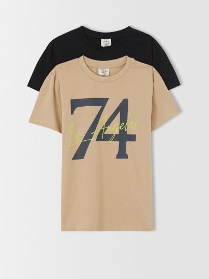 Набір футболок Defacto модель U3728A6-BG621 — фото 2 - INTERTOP