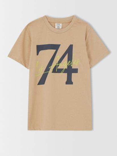 Набір футболок Defacto модель U3728A6-BG621 — фото 4 - INTERTOP