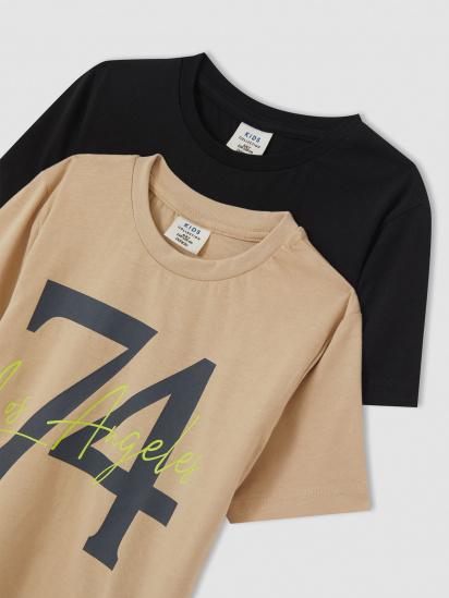 Набір футболок Defacto модель U3728A6-BG621 — фото - INTERTOP