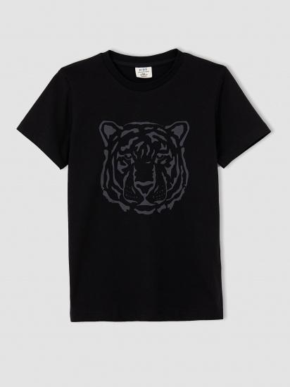 Набір футболок Defacto модель U3739A6-YL58 — фото 2 - INTERTOP