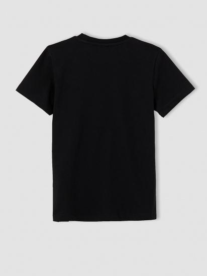Набір футболок Defacto модель U3739A6-YL58 — фото 4 - INTERTOP