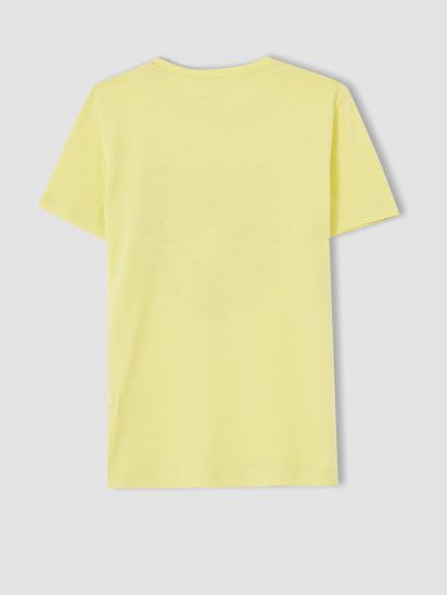 Набір футболок Defacto модель U3739A6-YL58 — фото 5 - INTERTOP