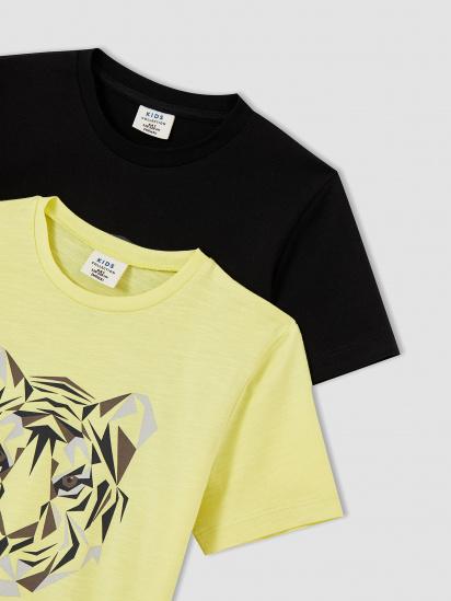 Набір футболок Defacto модель U3739A6-YL58 — фото - INTERTOP