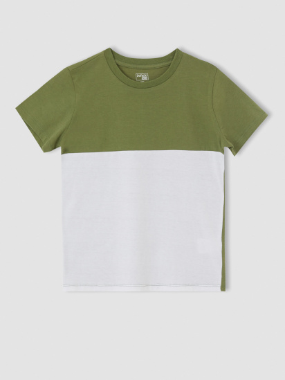 Набір футболок Defacto модель U6547A6-KH210 — фото 3 - INTERTOP
