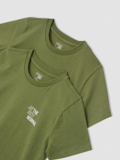 Набір футболок Defacto модель U6547A6-KH210 — фото - INTERTOP