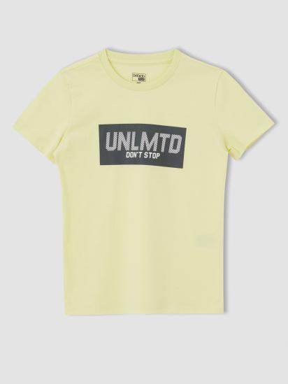 Набір футболок Defacto модель U6550A6-BK27 — фото 3 - INTERTOP