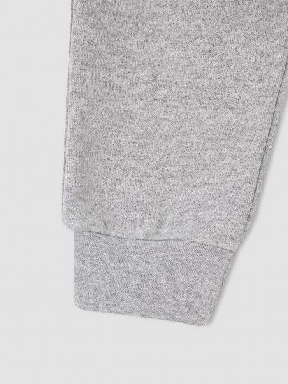 Спортивні штани Defacto модель V3681A6-GR210 — фото 4 - INTERTOP