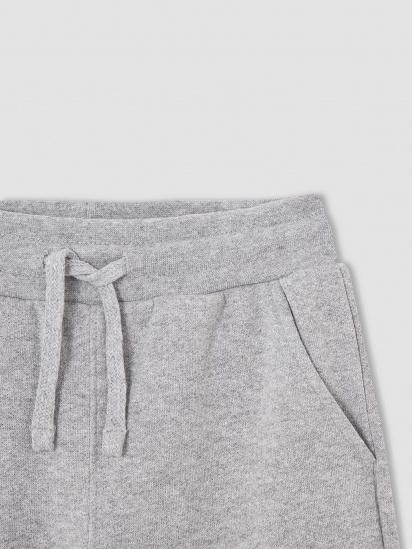 Спортивні штани Defacto модель V3681A6-GR210 — фото 5 - INTERTOP