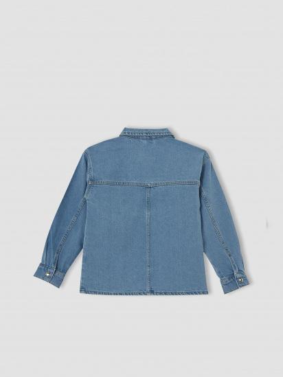 Джинсова куртка Defacto модель V2646A6-NM28 — фото 2 - INTERTOP