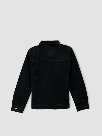 Джинсова куртка Defacto модель U7805A6-BK47 — фото 2 - INTERTOP
