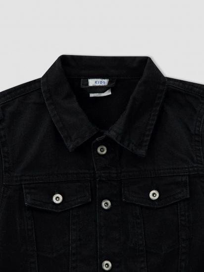 Джинсова куртка Defacto модель U7805A6-BK47 — фото 3 - INTERTOP