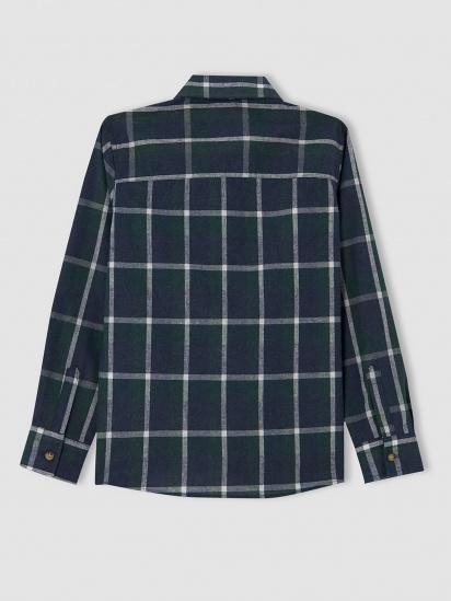 Блуза з довгим рукавом Defacto модель U8964A6-NV64 — фото 2 - INTERTOP