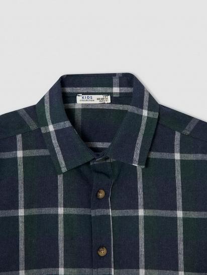 Блуза з довгим рукавом Defacto модель U8964A6-NV64 — фото 3 - INTERTOP