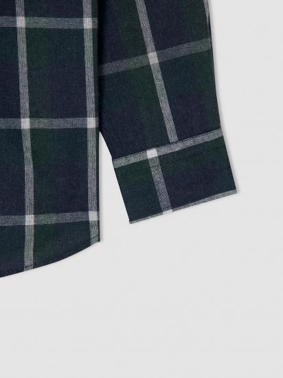 Блуза з довгим рукавом Defacto модель U8964A6-NV64 — фото 5 - INTERTOP