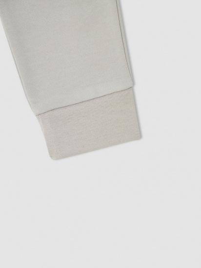 Спортивні штани Defacto модель V3309A6-GR424 — фото 5 - INTERTOP