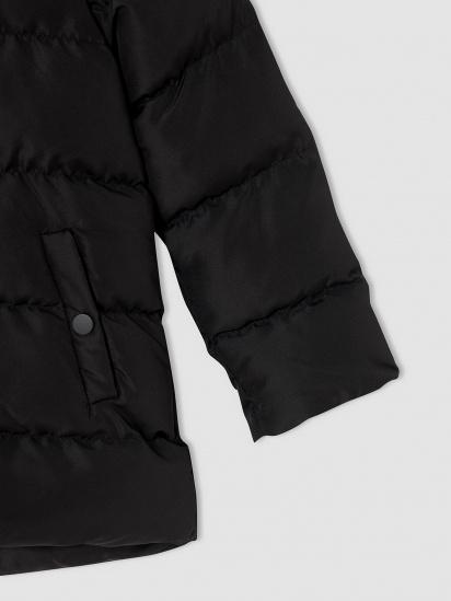 Зимова куртка Defacto модель U8720A6-BK27 — фото 5 - INTERTOP