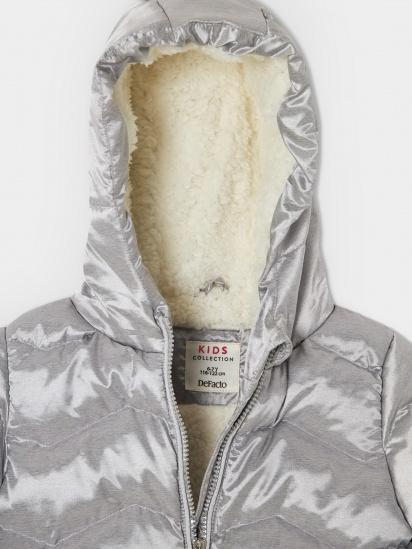 Зимова куртка Defacto модель U4309A6-GR184 — фото 3 - INTERTOP