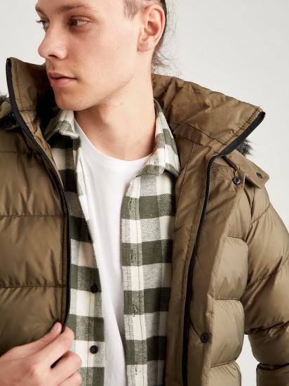 Легка куртка Defacto модель T2605AZ-KH30 — фото 3 - INTERTOP