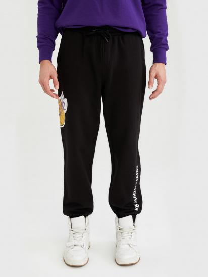 Спортивні штани Defacto модель T2800AZ-BK27 — фото 2 - INTERTOP