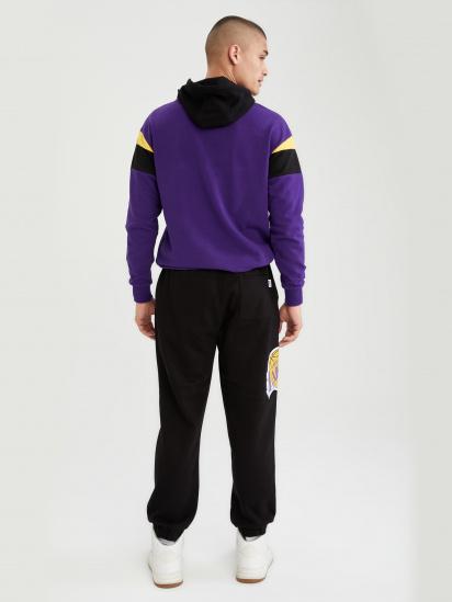 Спортивні штани Defacto модель T2800AZ-BK27 — фото 3 - INTERTOP