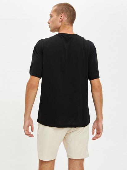 Набір футболок Defacto модель S7356AZ-BK27 — фото 3 - INTERTOP