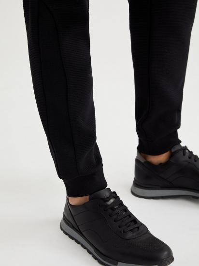 Спортивні штани Defacto модель N0140AZ-BK27 — фото 4 - INTERTOP