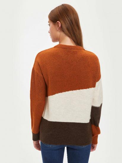 Пуловер Defacto модель R8828AZ-OG165 — фото 2 - INTERTOP
