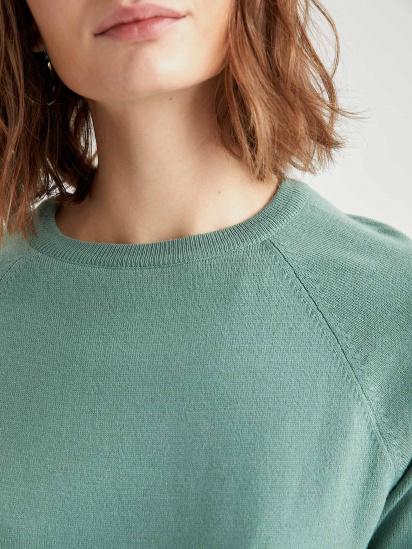 Пуловер Defacto модель T3746AZ-GN874 — фото 4 - INTERTOP