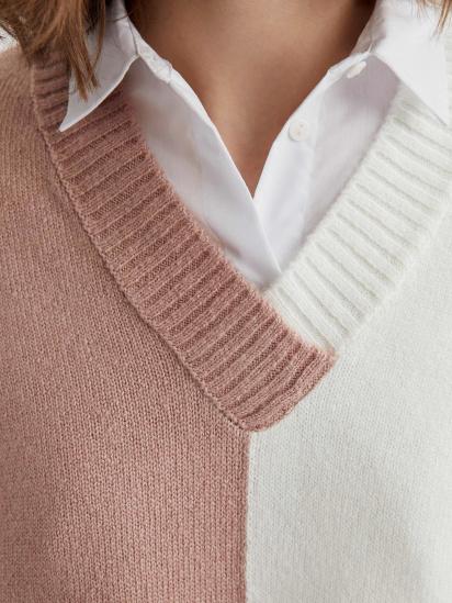 Пуловер Defacto модель T5755AZ-BR96 — фото 3 - INTERTOP