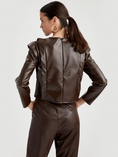 Блуза з довгим рукавом Defacto модель T4792AZ-BN104 — фото 2 - INTERTOP