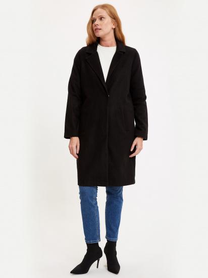 Пальто Defacto модель N7014AZ-BK27 — фото 4 - INTERTOP