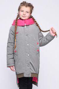 Зимова куртка X-Woyz модель DT503041 — фото 2 - INTERTOP