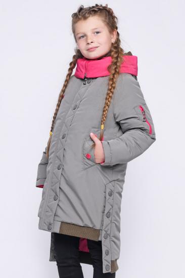 Зимова куртка X-Woyz модель DT503041 — фото 3 - INTERTOP
