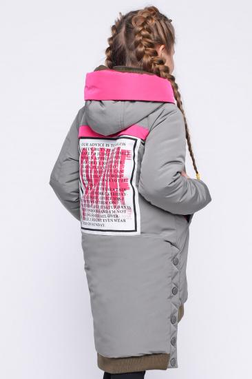Зимова куртка X-Woyz модель DT503041 — фото 4 - INTERTOP