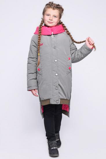 Зимова куртка X-Woyz модель DT503041 — фото - INTERTOP