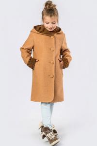 Пальто X-Woyz модель DT827310 — фото 2 - INTERTOP