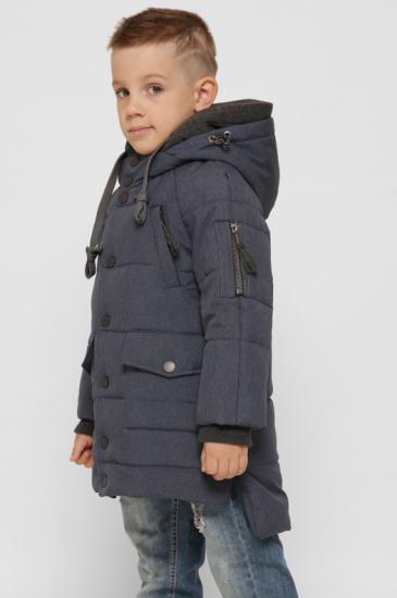 Зимова куртка X-Woyz модель DT82902 — фото 3 - INTERTOP