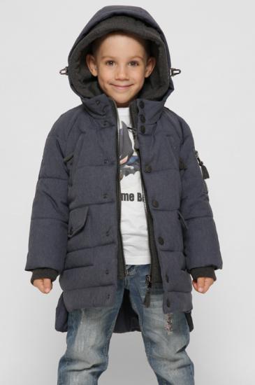 Зимова куртка X-Woyz модель DT82902 — фото 5 - INTERTOP