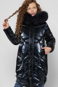 Зимова куртка X-Woyz модель DT83022 — фото 5 - INTERTOP