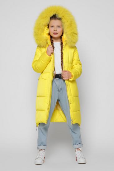 Зимова куртка X-Woyz модель DT83046 — фото 3 - INTERTOP