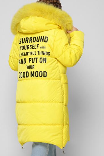Зимова куртка X-Woyz модель DT83046 — фото 4 - INTERTOP