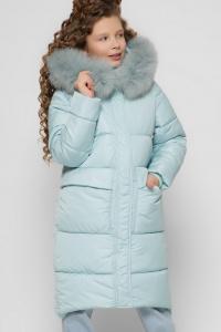 Зимова куртка X-Woyz модель DT83047 — фото 3 - INTERTOP