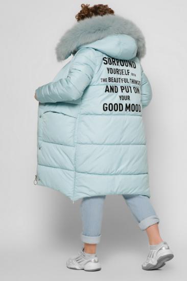 Зимова куртка X-Woyz модель DT83047 — фото 4 - INTERTOP