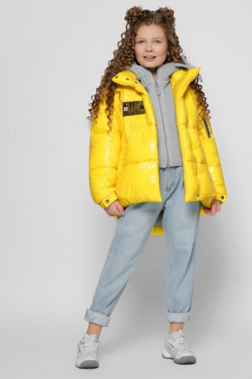 Зимова куртка X-Woyz модель DT83106 — фото 4 - INTERTOP