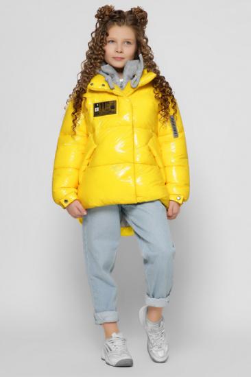 Зимова куртка X-Woyz модель DT83106 — фото 5 - INTERTOP