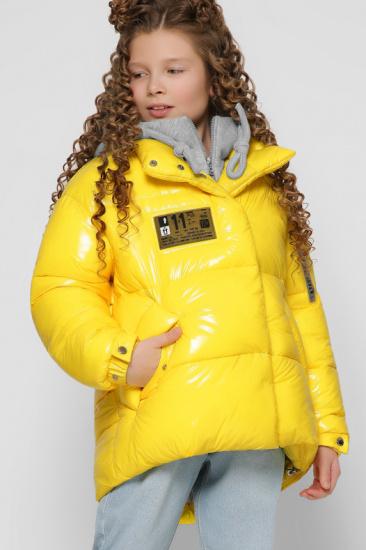 Зимова куртка X-Woyz модель DT83106 — фото 6 - INTERTOP