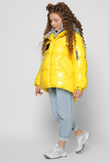 Зимова куртка X-Woyz модель DT83106 — фото - INTERTOP