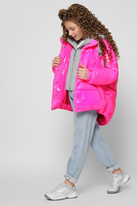 Зимова куртка X-Woyz модель DT83109 — фото 3 - INTERTOP