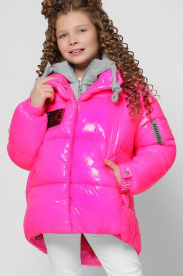 Зимова куртка X-Woyz модель DT83109 — фото - INTERTOP